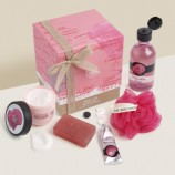 Set Gift Petal-Soft British Rose Pampering Essentials