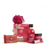 Set Gift Juicy Strawberry Pampering Essentials