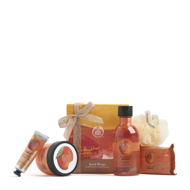 Set Gift Sweet Mango Pampering Essentials