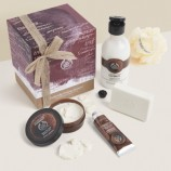 Set Gift Exotically Creamy Coconut Pampering Essentials