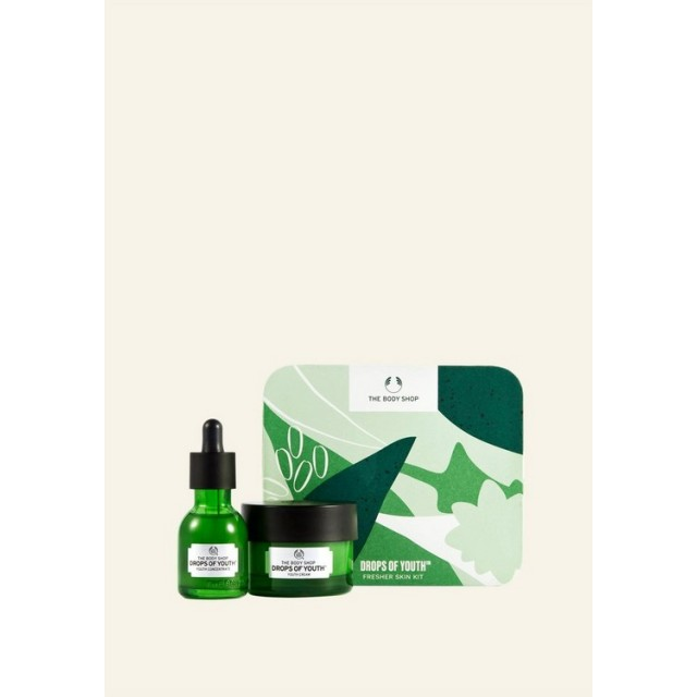 Set Cadou Drops Of Youth Fresher Skin Kit