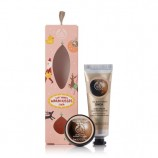 Set Gift Soft Hands, Warm Kisses Nutty & Nourishing Shea