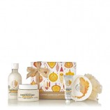 Set Gift Soothing Almond Milk & Honey Premium Collection