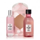 Set Gift White Musk® Flora 100ml Mist Essentials Selection