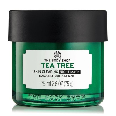 Masca faciala de noapte Tea Tree
