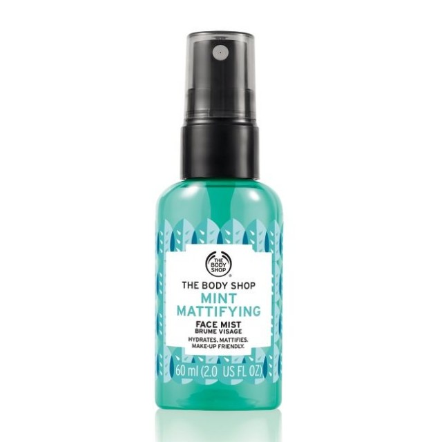 Spray pentru ten Mint Matifying