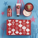 Set Gift Bag Strawberry Delights