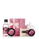 Set Gift British Rose Festive Picks