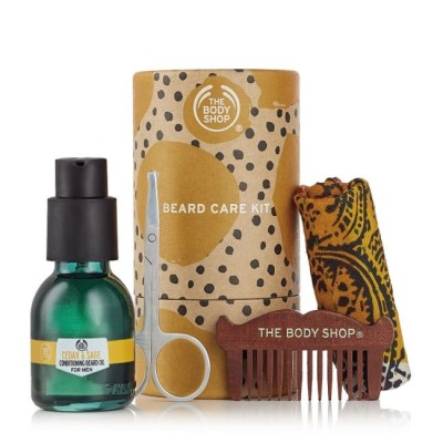 Set Gift Beard Care Kit